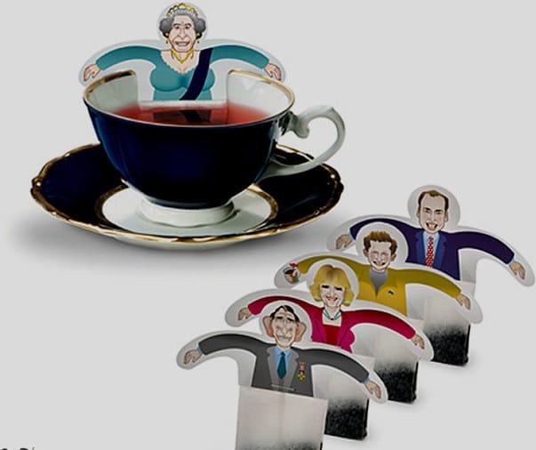 упаковка чай