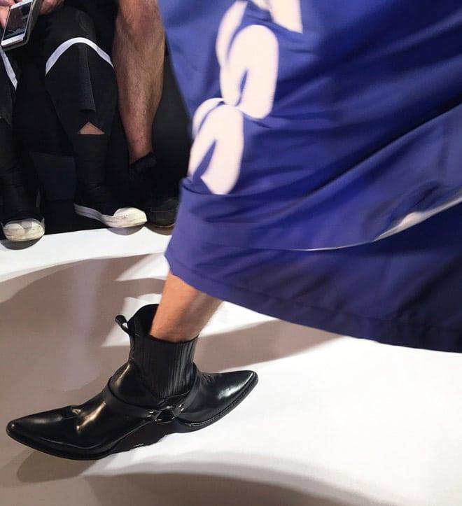 ковбойские сапоги с двумя носками рис 2