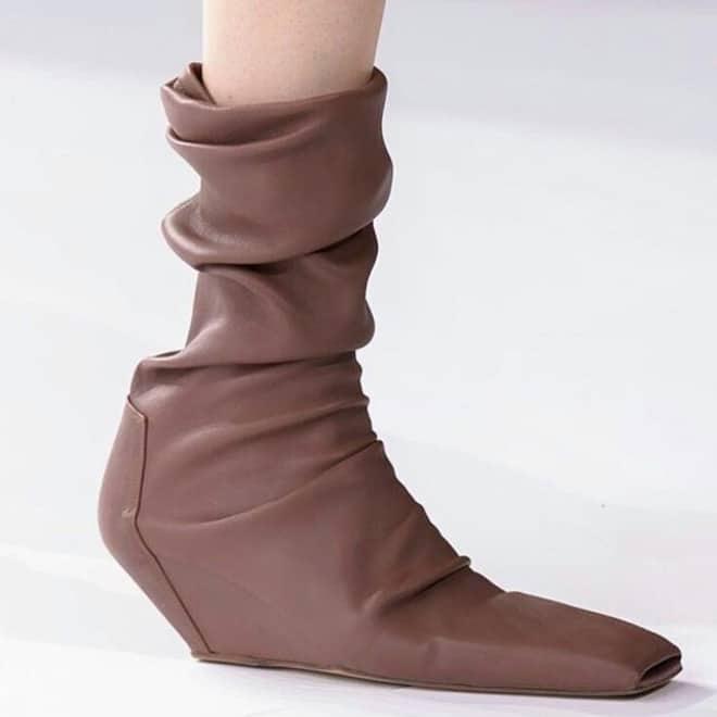 уродливая обувь рис 2