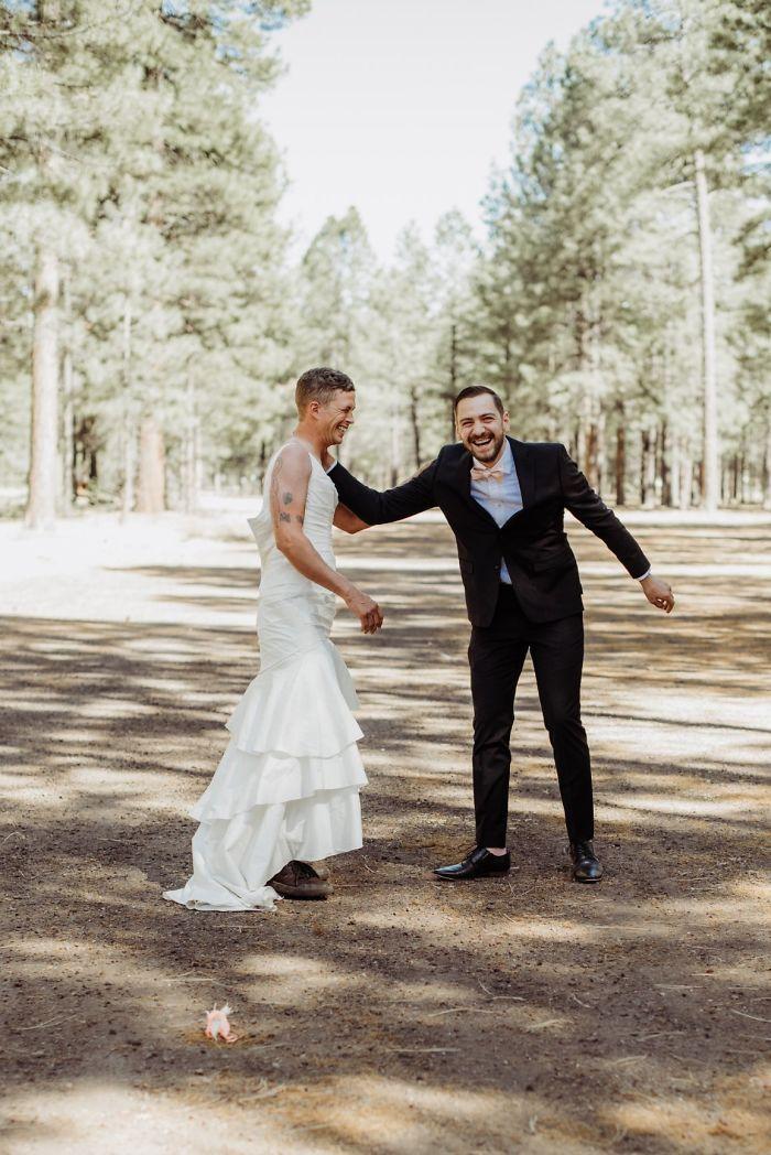 жених и невеста рис 2