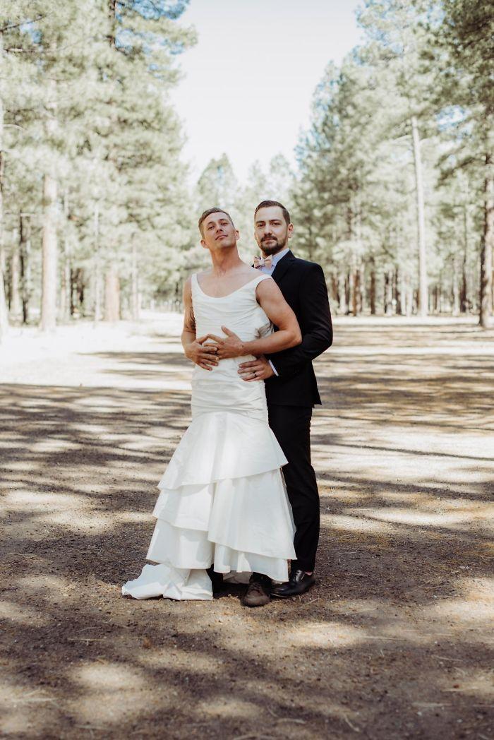 свадебный розыгрыш