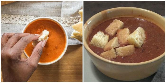 ожидание и реальность: суп