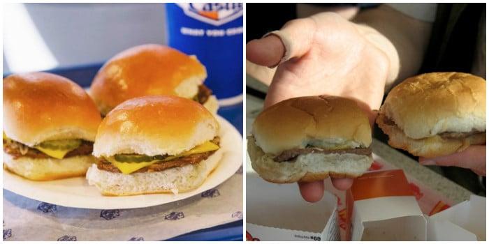 ожидание и реальность: бургеры