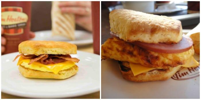 ожидание и реальность: бургер с яйцом