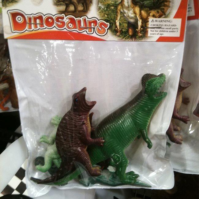 игрушки динозавров