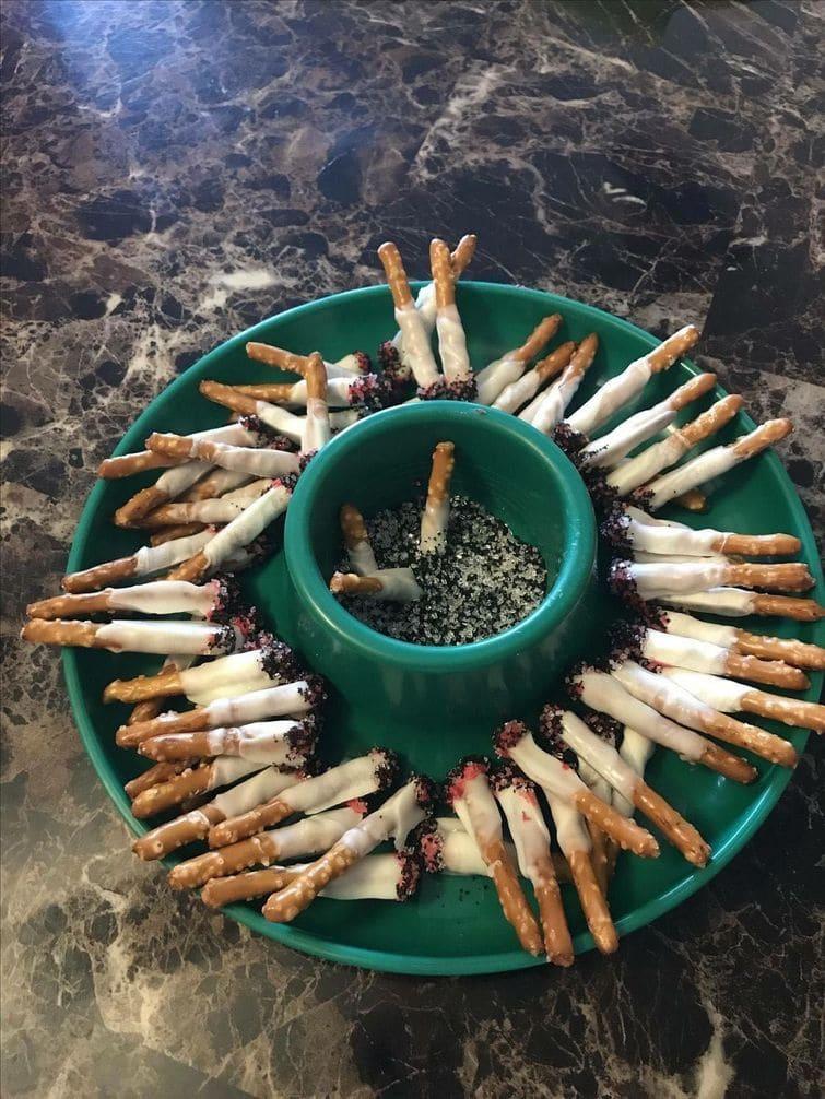 сигареты из сладкой соломки