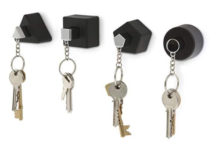 необычные подставки для ключей