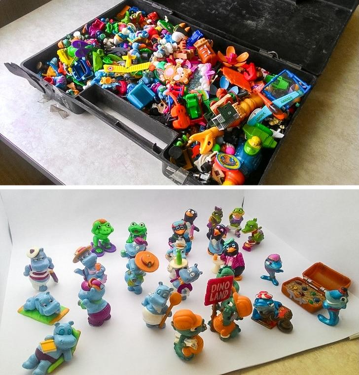 игрушки Kinder