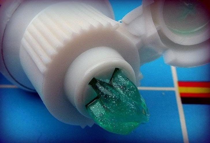 магическая зубная паста