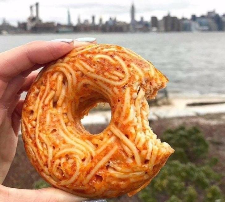 портативные спагетти