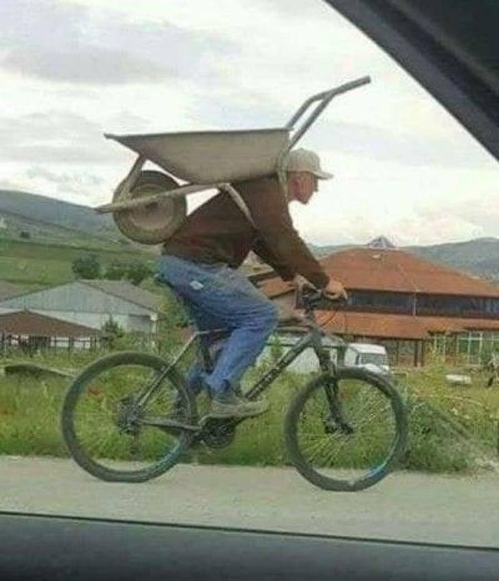 транспортировка вещей