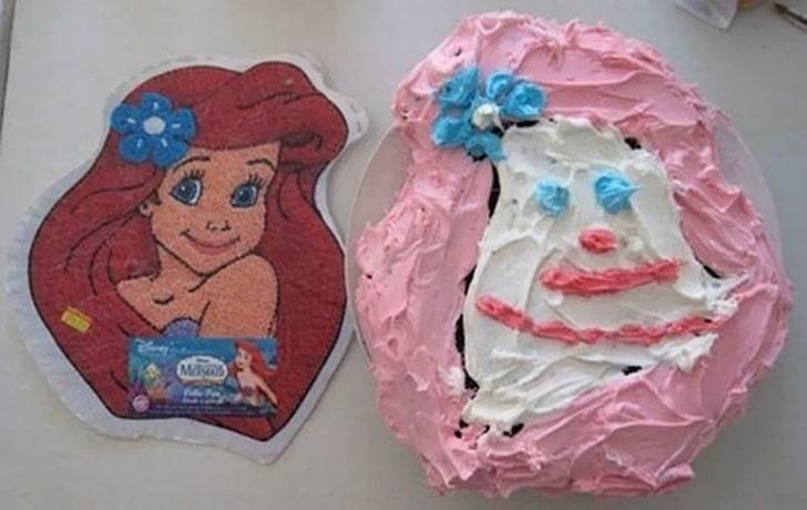 плохой торт
