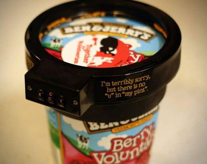 механизм для мороженого