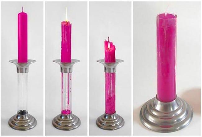 долговечная свеча