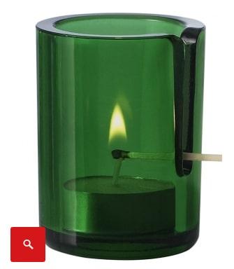 свеча со спичкой