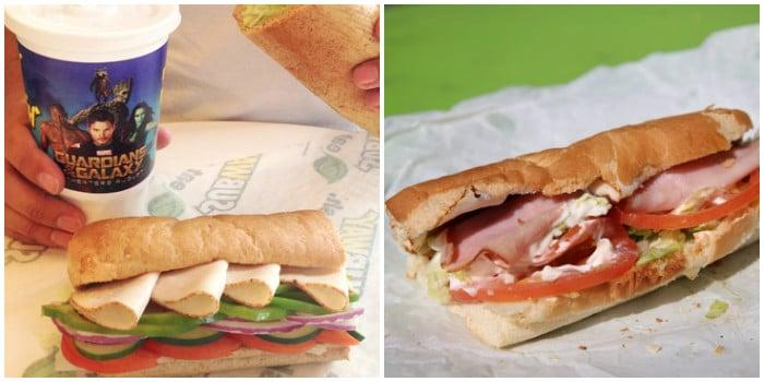 ожидание и реальность: сэндвич