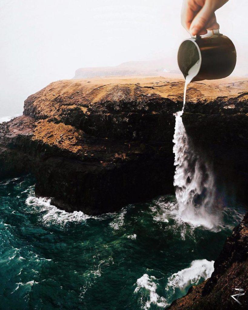 сюрреализм фото мир