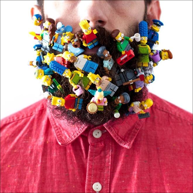 лего в бороде