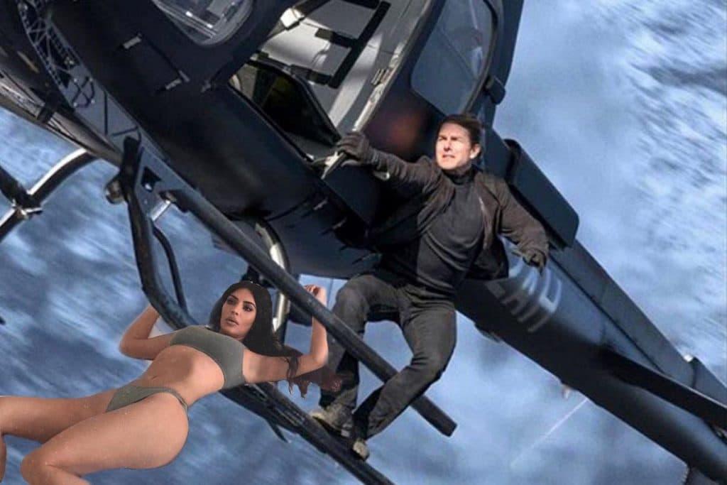 Ким Кардашьян мем фото рис 2