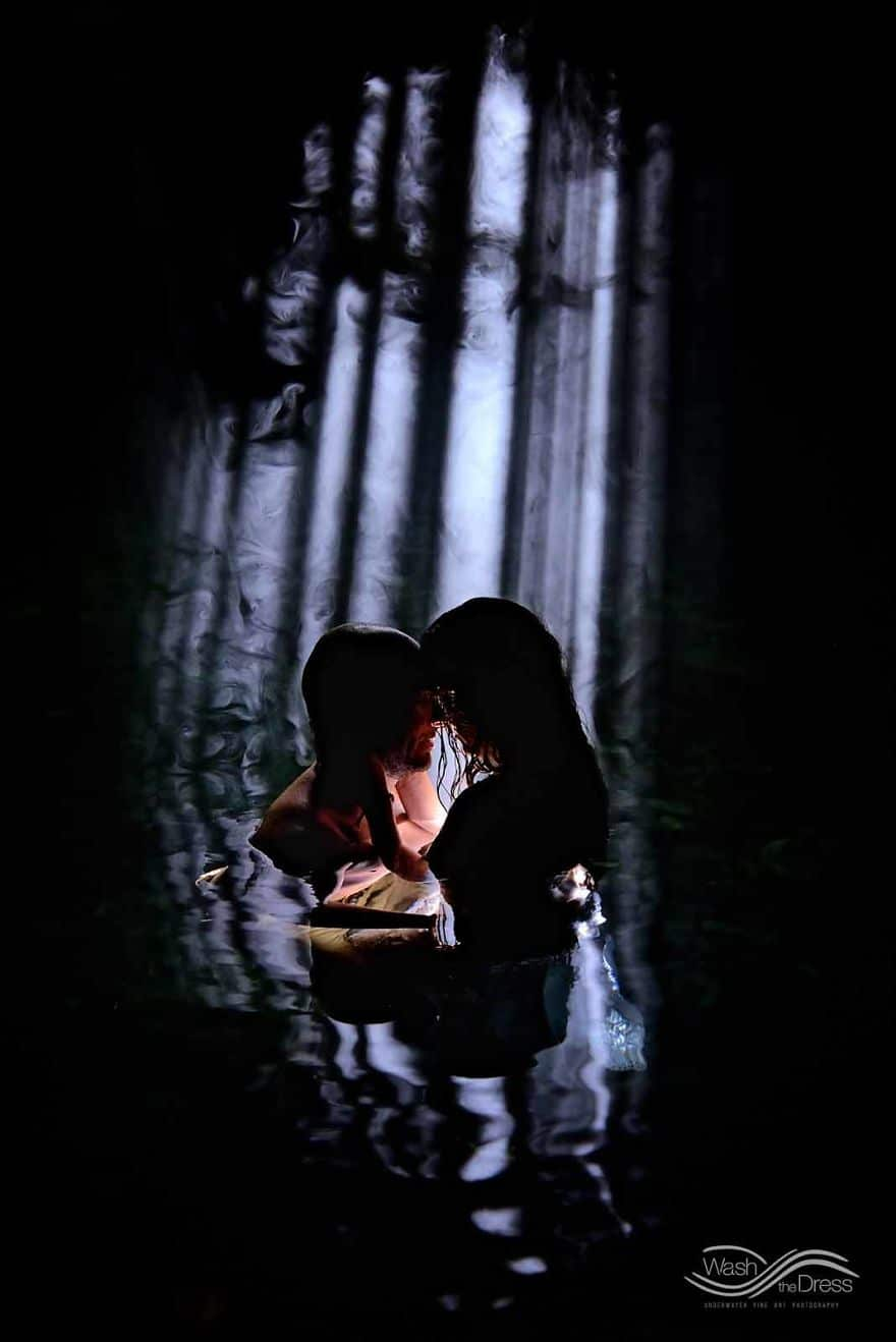 влюбленная пара фото под водой рис 2