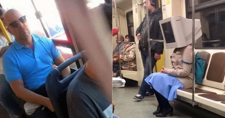 странные пассажиры