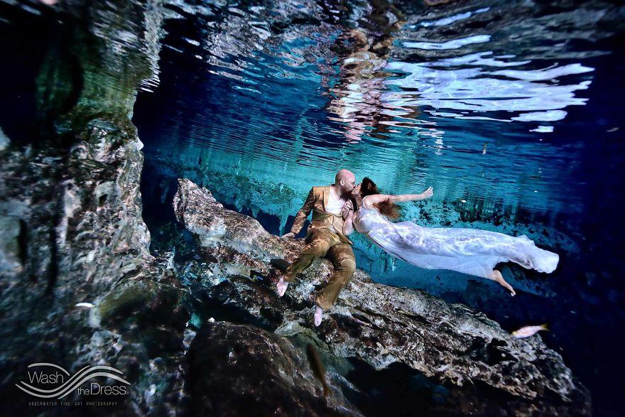 влюбленная пара фото под водой рис 6