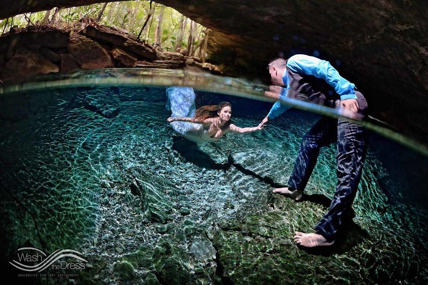 влюбленная пара фото под водой рис 7