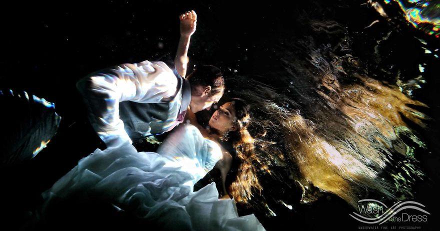влюбленная пара фото под водой рис 9