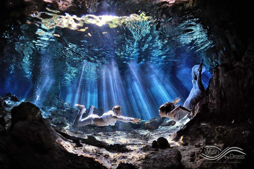 влюбленная пара фото под водой рис 10