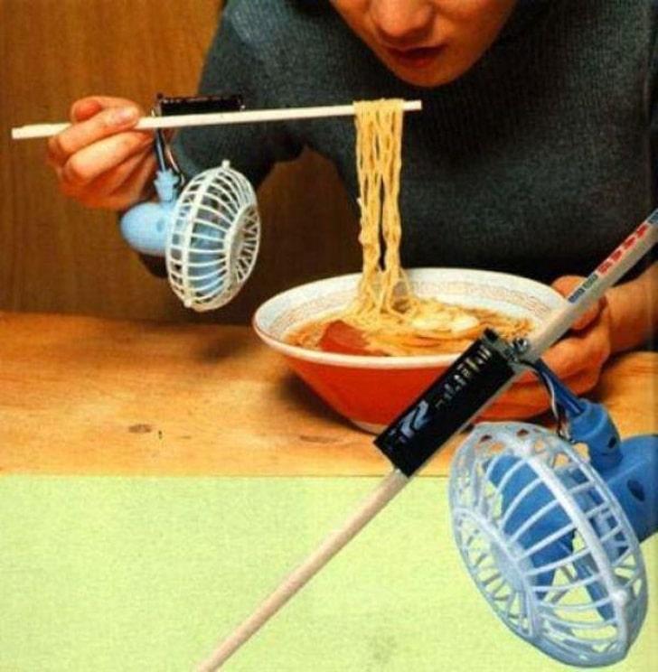 остудить спагетти