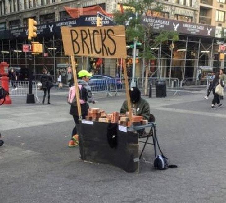 продажа кирпичей