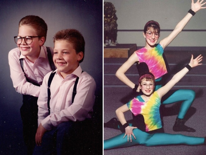 смешные семейные фото