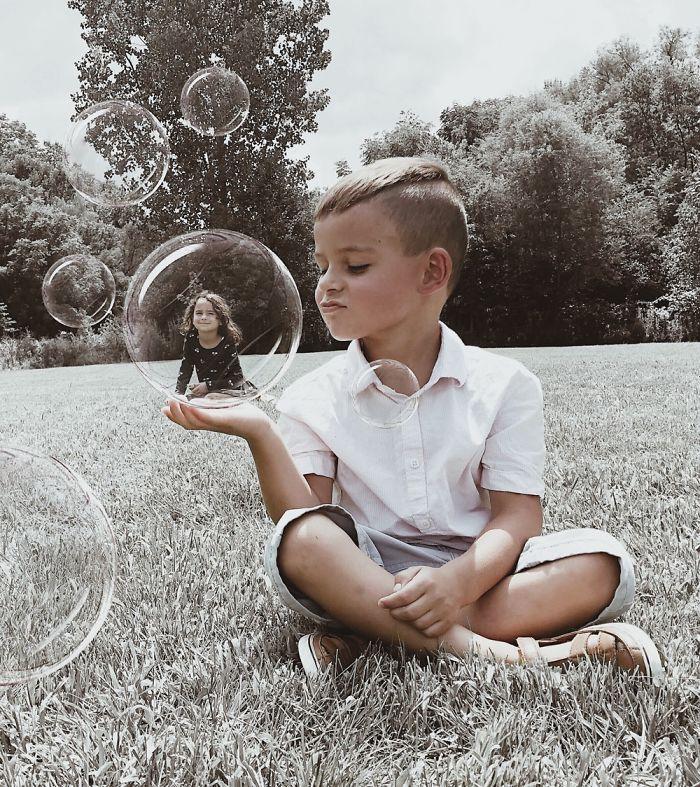детские фото рис 2