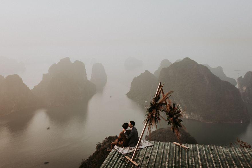 Бай Тхо Горы, Вьетнам фото
