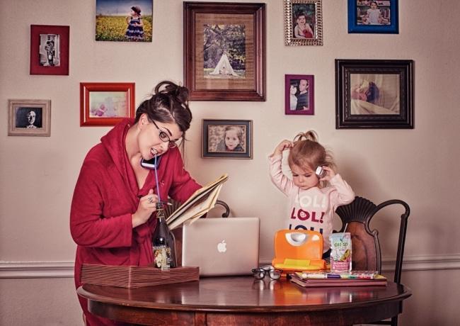 мама, мама фото, мама и дочь, мама будни рис 8