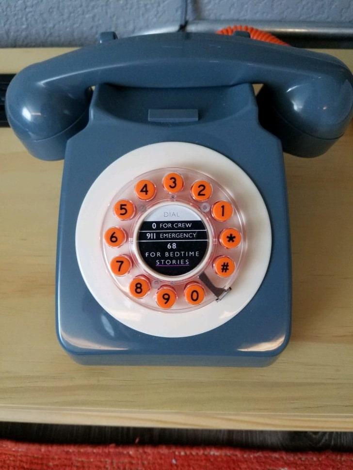 телефон в отеле