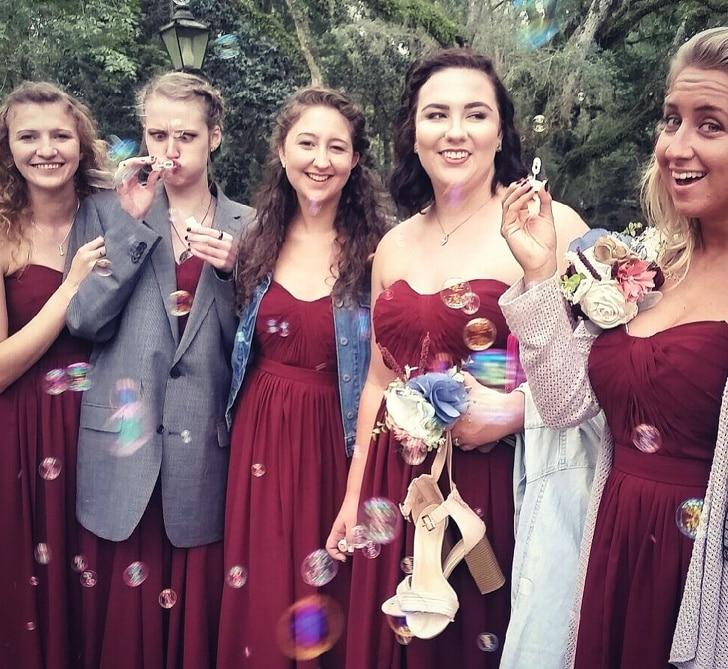 подружки невесты рис 2