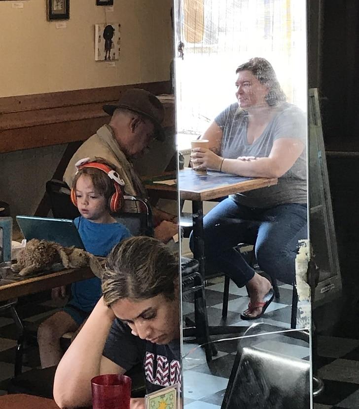 фото в ресторане