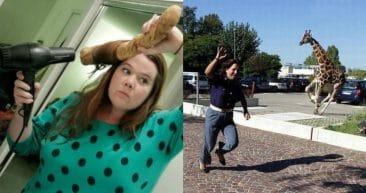 15 необъяснимых фотографий, на которых происходит нечто странное