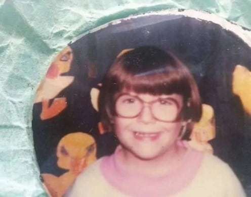 фото девочки из альбома