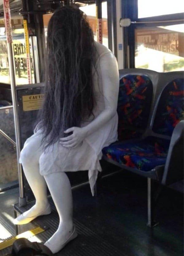 девушка из звонка в автобусе