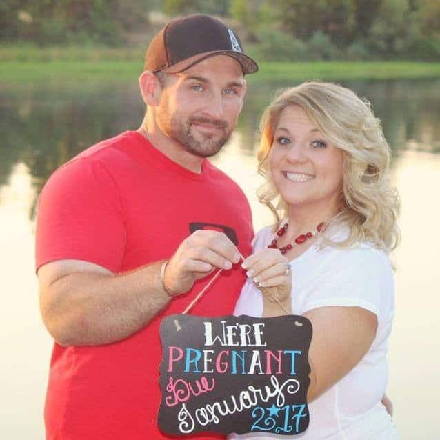 Муж и жена мечтали о ребенке. И для этого похудели на 150 кг!