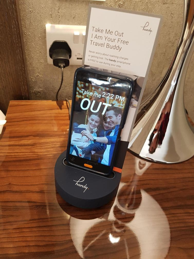 телефон в отелях