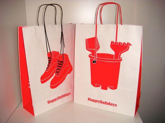 пакеты для шопинга