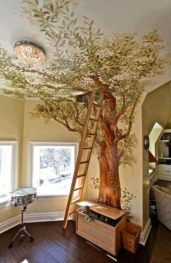 3D-рисунок дерева