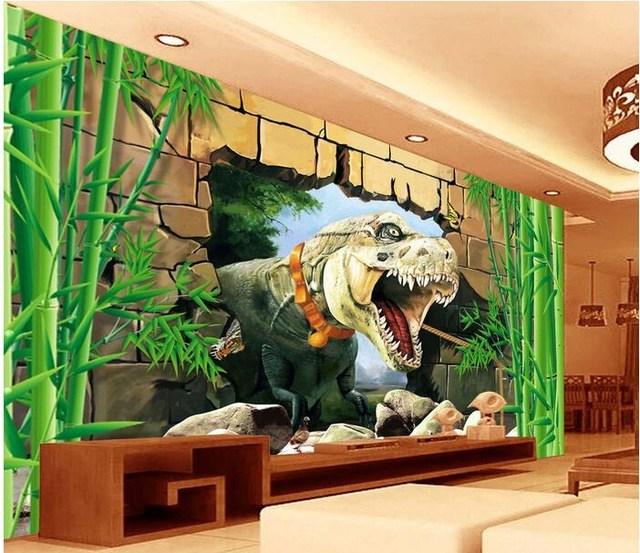 3D-рисунок динозавра