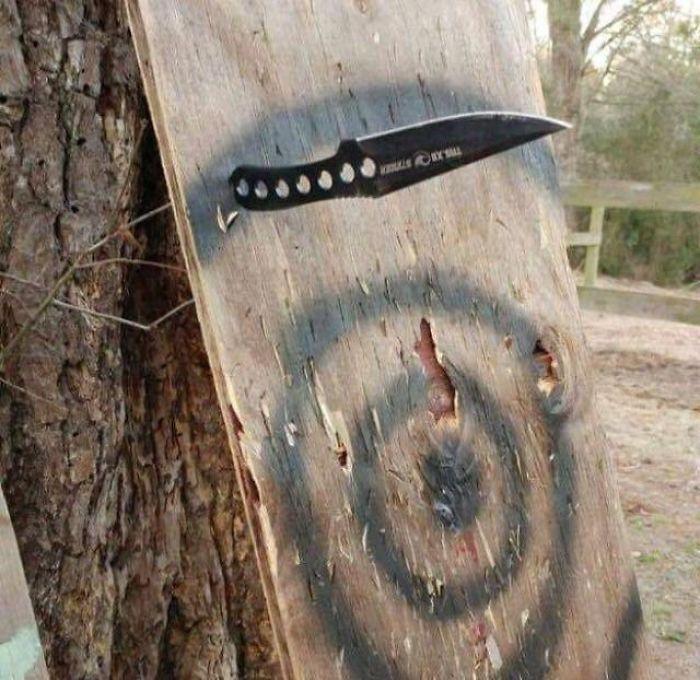 нож и доска