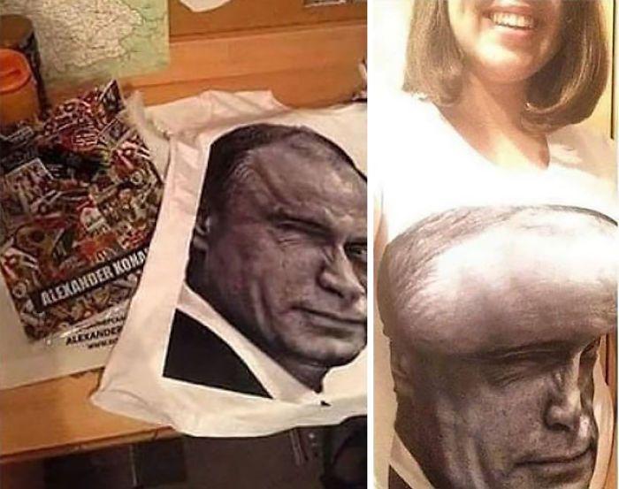 смешная женская футболка
