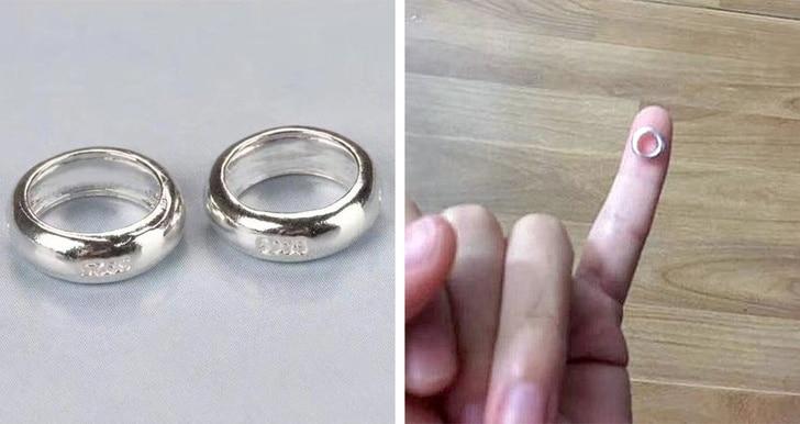 маленькое кольцо