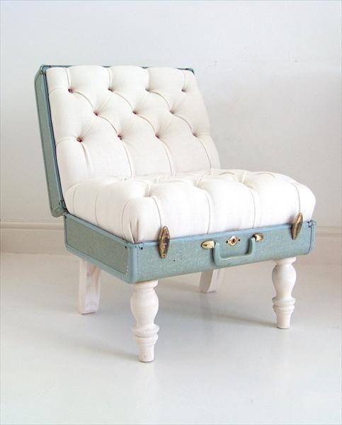 кресло-чемодан